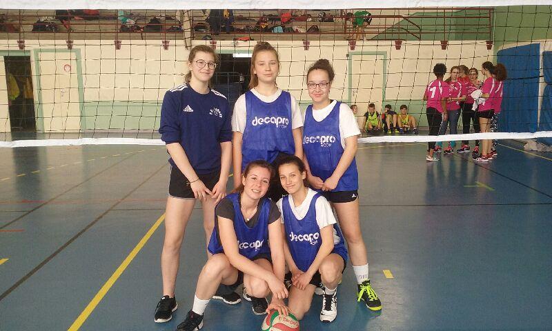 Résultats Finales départementales Sports collectifs 06/03/2019
