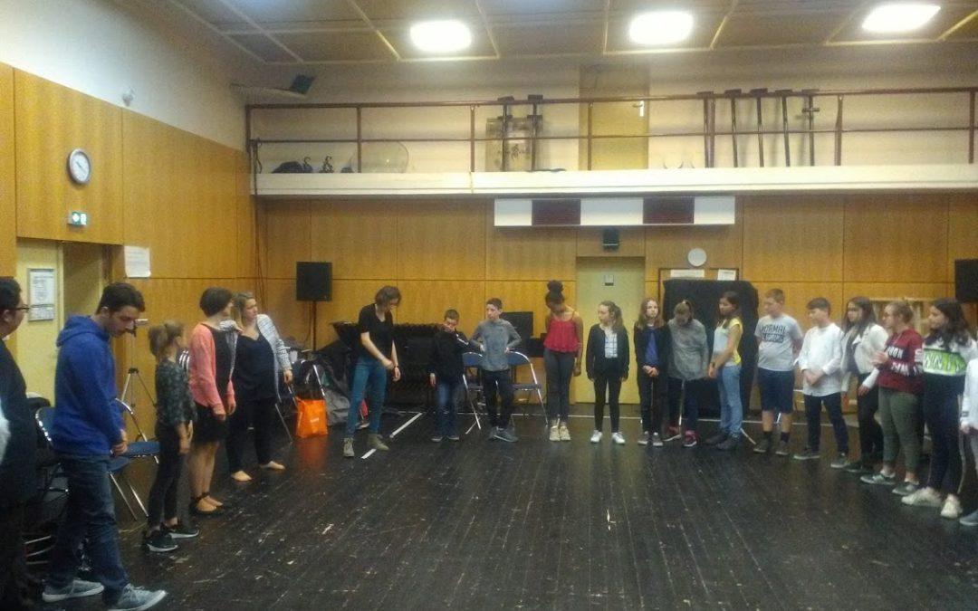 Séjour à Rennes Classe Orchestre