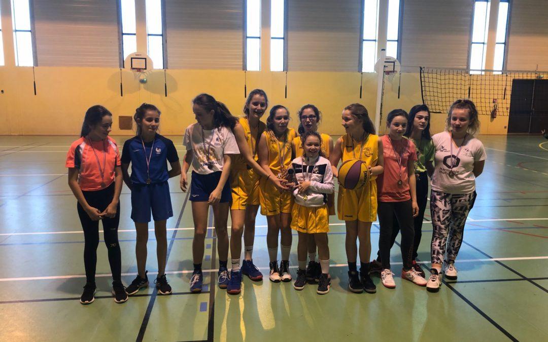 District basket-ball 4/12/19