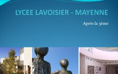 Visite virtuelle lycée Lavoisier
